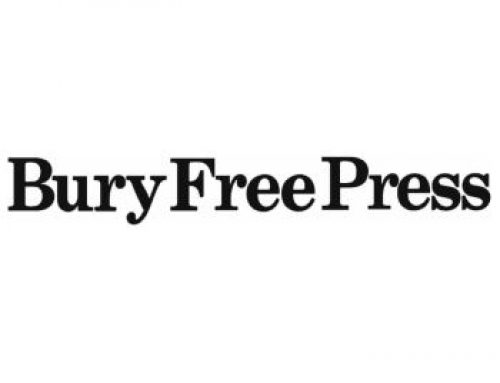 Bury Free Press article on Denny Bros and Fix-a-Form International