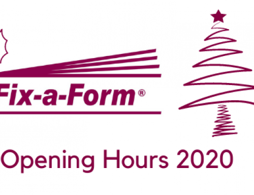 Seasonal Opening Hours for 2020