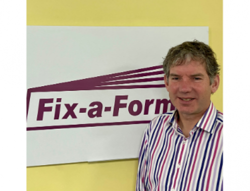 New General Manager for Fix-a-Form International